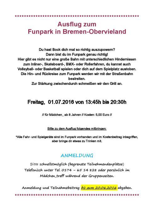 Funpark Obervieland