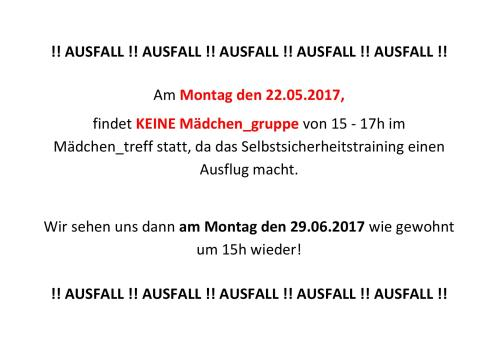 AUSFALL Montag-page-001